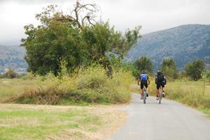 Biking Crete 2